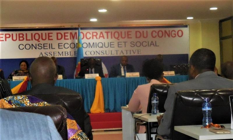 La gestion de l'eau et l'emploi préoccupent le Conseil économique et social