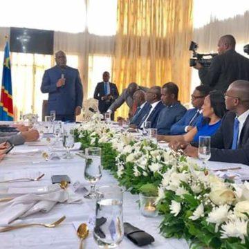 Reconstruction de la Rdc : Tshisekedi sollicite les européens