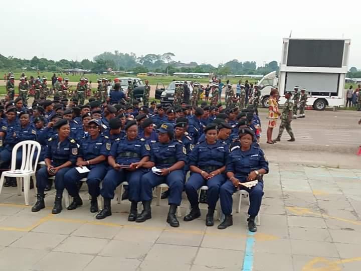 Rdc: mise en alerte maximum dans la police nationale