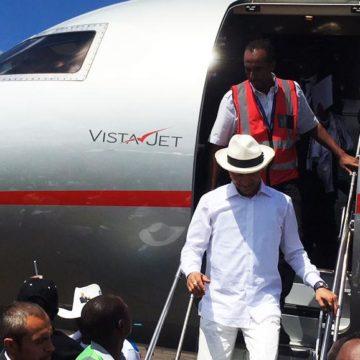 Moise Katumbi est de retour à Lubumbashi