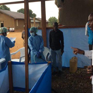 Les agents commis à la riposte contre Ebola en grève à Goma