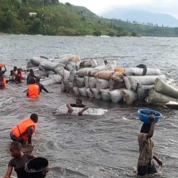 52 personnes sauvées d'un nouveau naufrage sur le lac Kivu