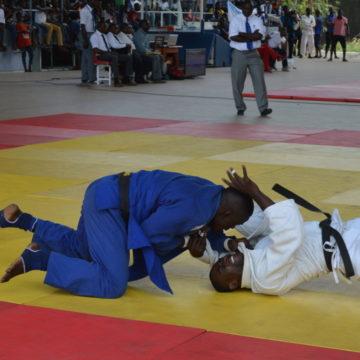 Un championnat national des combats libres en RDC, en août 2019