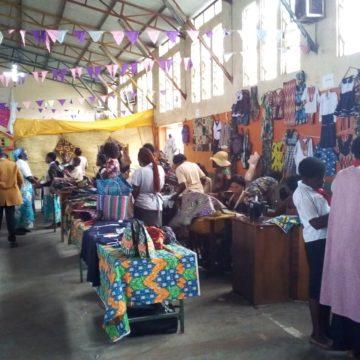 Un marché pour valoriser le travail des jeunes à Nyiragongo