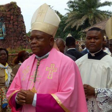 Mgr Sosthène Iyakuli : «le projet de balkanisation de la RDC est toujours d'actualité»
