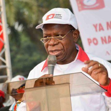 Bahati: Cohésion nationale, Etat de droit et bonne gouvernance