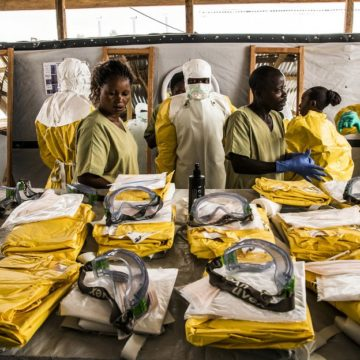 Nord-Kivu: le CTE Ebola de Katwa ferme ses portes, faute de malades