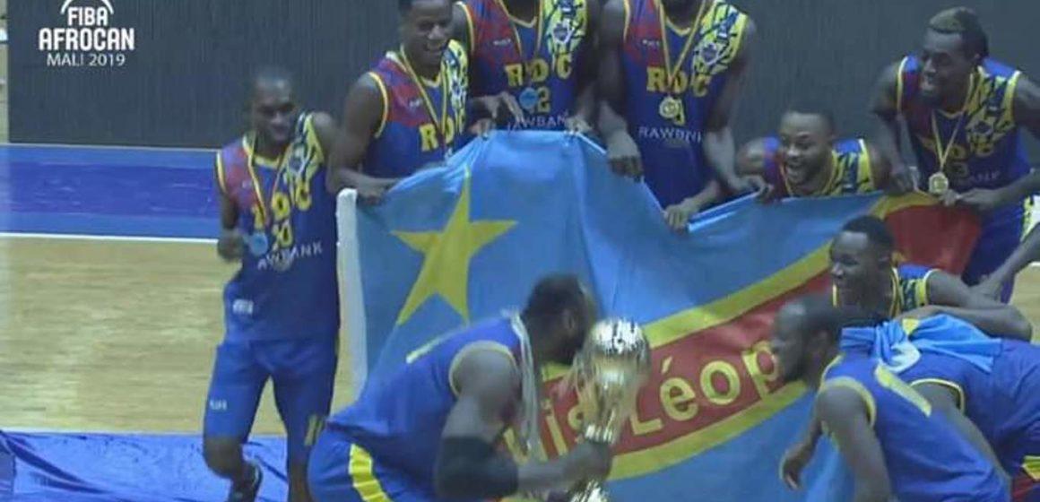 Les Léopards basket forfaits pour l'Afrobasket 2021