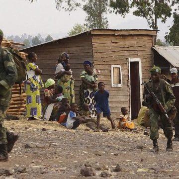 Des femmes présumées Adf interceptées en plein centre ville de Beni