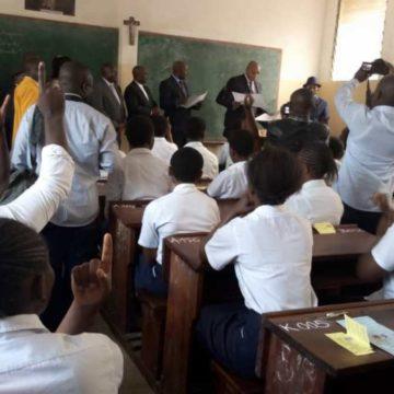Beni: les épreuves de l'examen d'Etat lancées