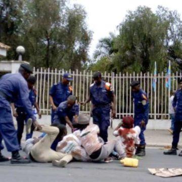 Butembo :La Lucha traduit en justice un officier de la PNC pour coups et blessures