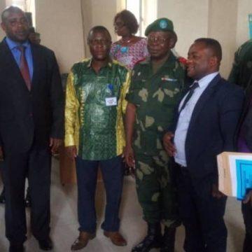 La 34ème Région militaire contre toute tentative d'armer la jeunesse à Beni