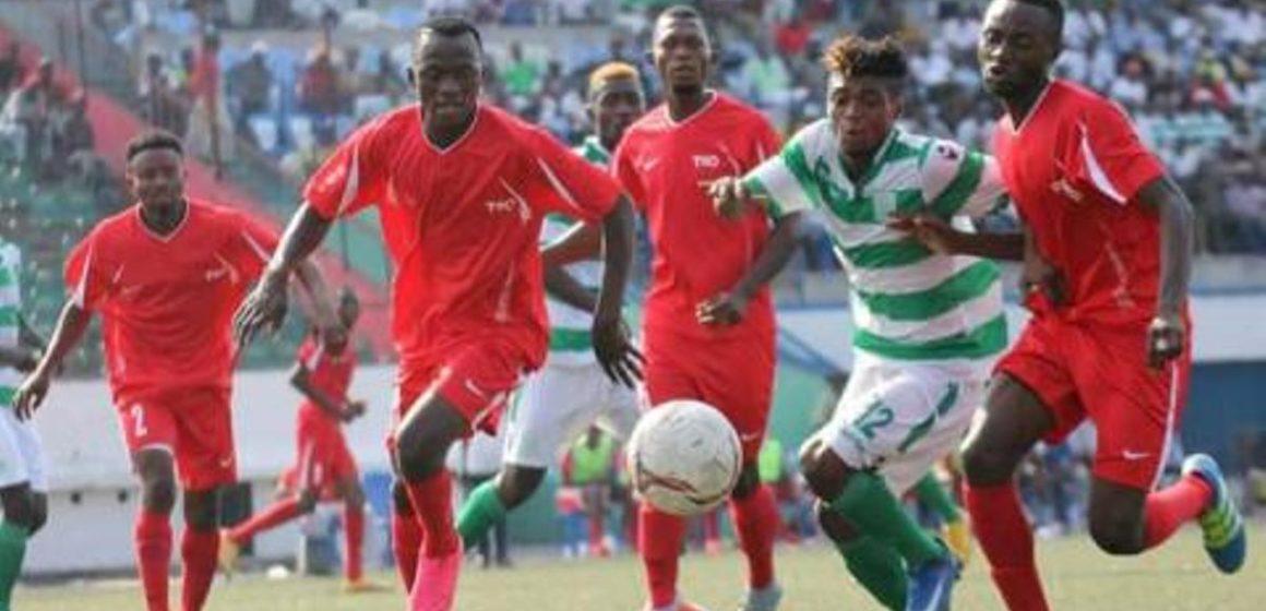 Linafoot : DCMP accroché par Lubumbashi sport à domicile