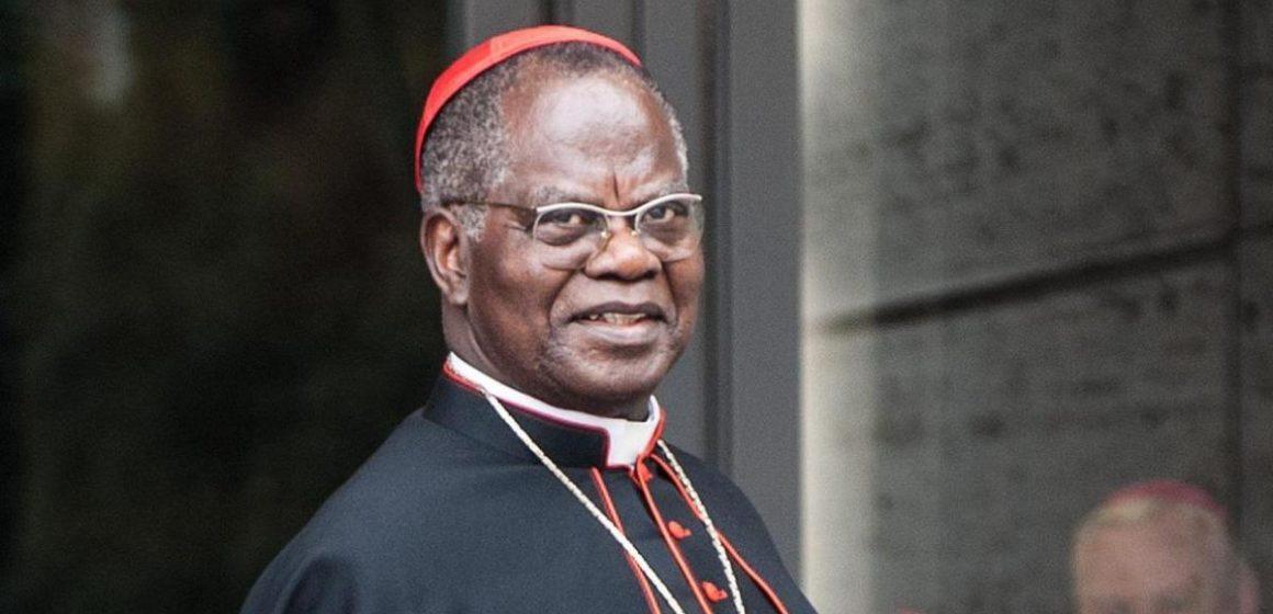 Rattrapé par l'âge, Mgr Monsengwo quitte la curie romaine