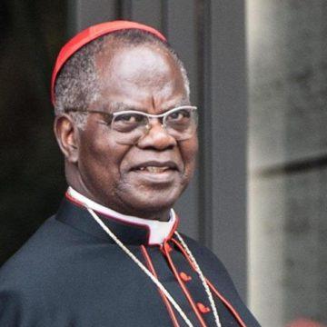 RDC : Le Cardinal Laurent Monsengwo est dans un état critique