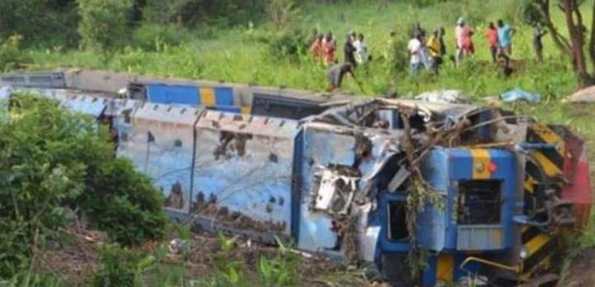 Au moins 50 morts dans un déraillement au Tanganyika
