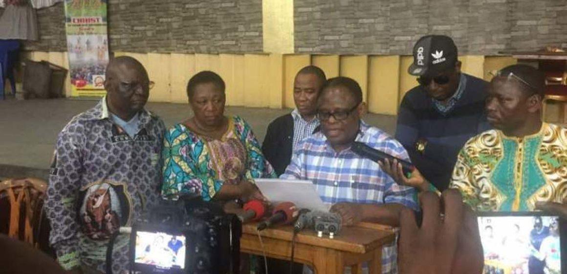 Le Comité laic de coordination salue l'adhésion de Lamuka à sa campagne de dénonciation