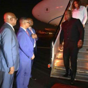 Félix Tshisekedi déjà a New York pour l'Assemblée  générale de l'ONU