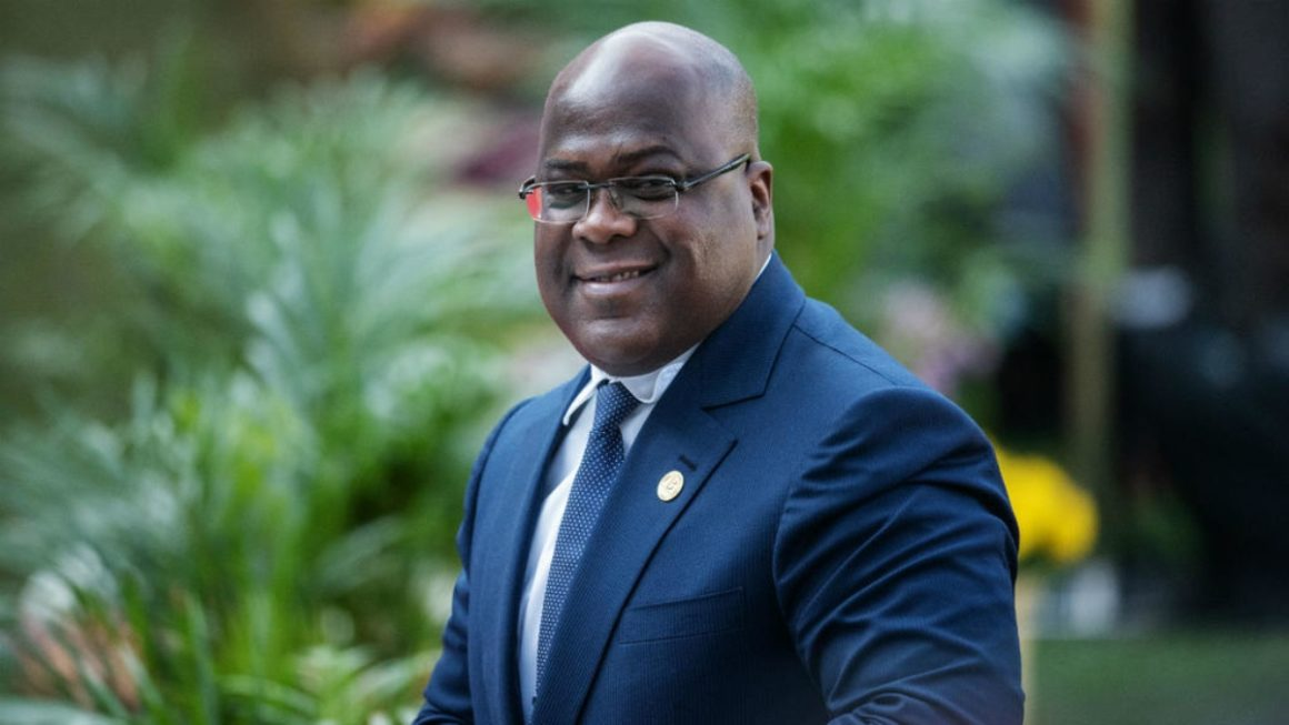 Félix Tshisekedi veut relancer l'agriculture