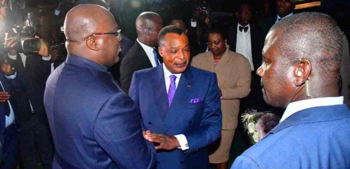 Tshisekedi à Brazza pour le Forum économique Investir en Afrique