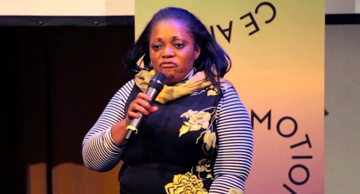 Irène Esambo  plaide pour plus d'humanité en faveur des personnes malvoyantes et aveugles
