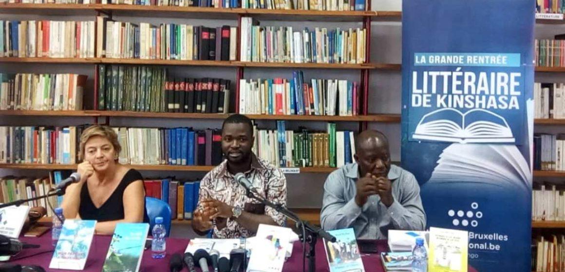 Le centre Wallonie Bruxelles lance la 4è édition de la rentrée littéraire de Kinshasa