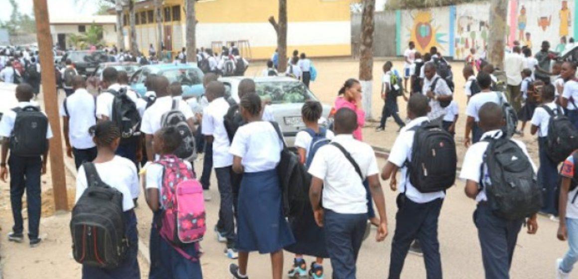 Rentrée scolaire sur fond de gratuité d'enseignement de base