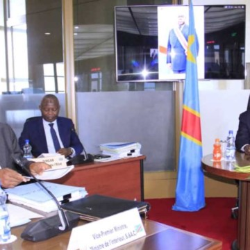 Le Premier ministre Ilunga a présidé le 7ème conseil hebdomadaire des ministres