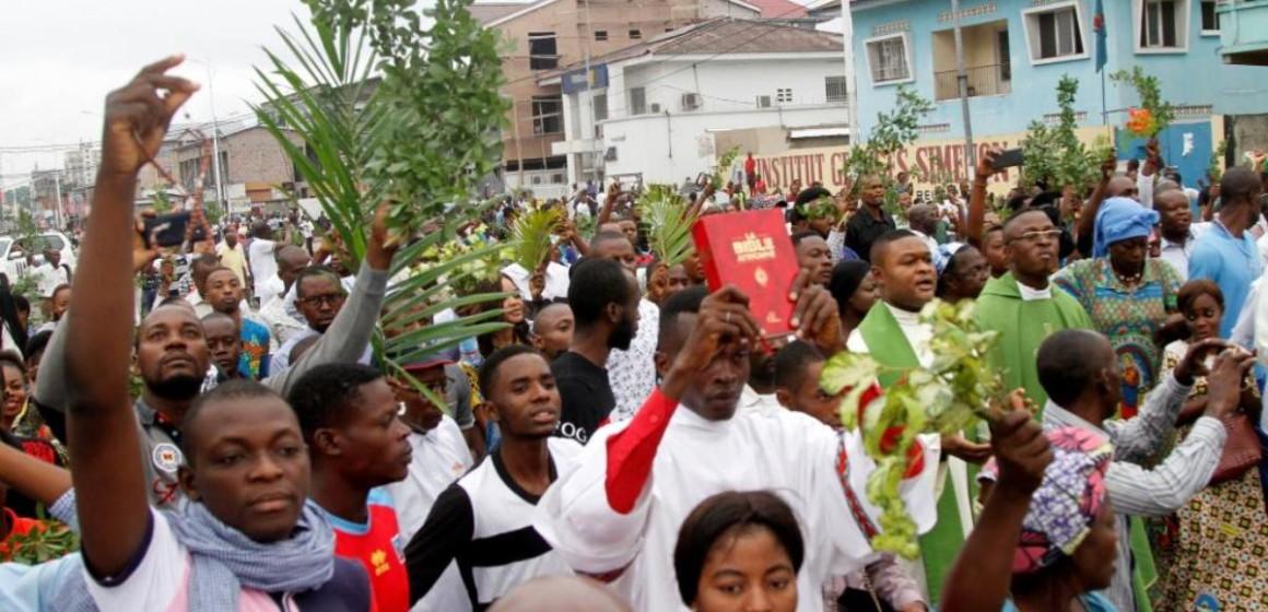 Les catholiques en croisade contre le régime Tshisekedi
