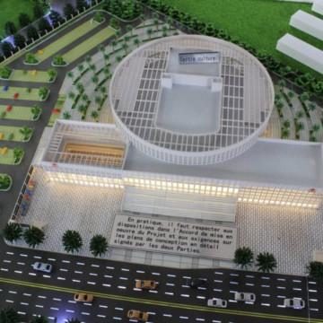 Le P.M Ilunga autorise la reprise des travaux du Centre culturel et artistique pour l'Afrique centrale