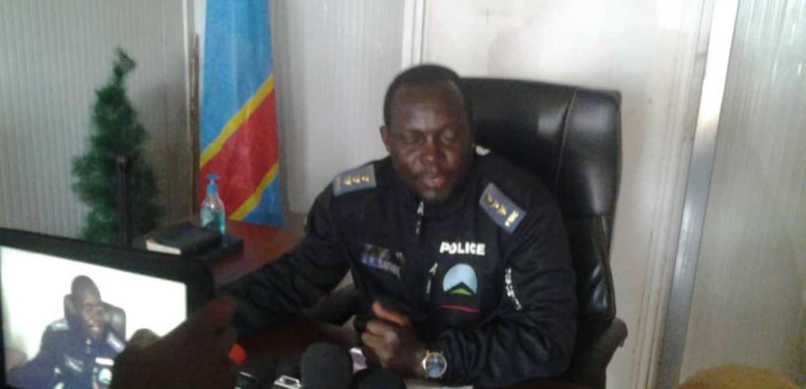 Beni: Un bouclage de la Police récupère armes et munitions  à Mabakanga