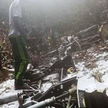 Sankuru : des débris d'un avion et 4 corps découverts près du village Okoto