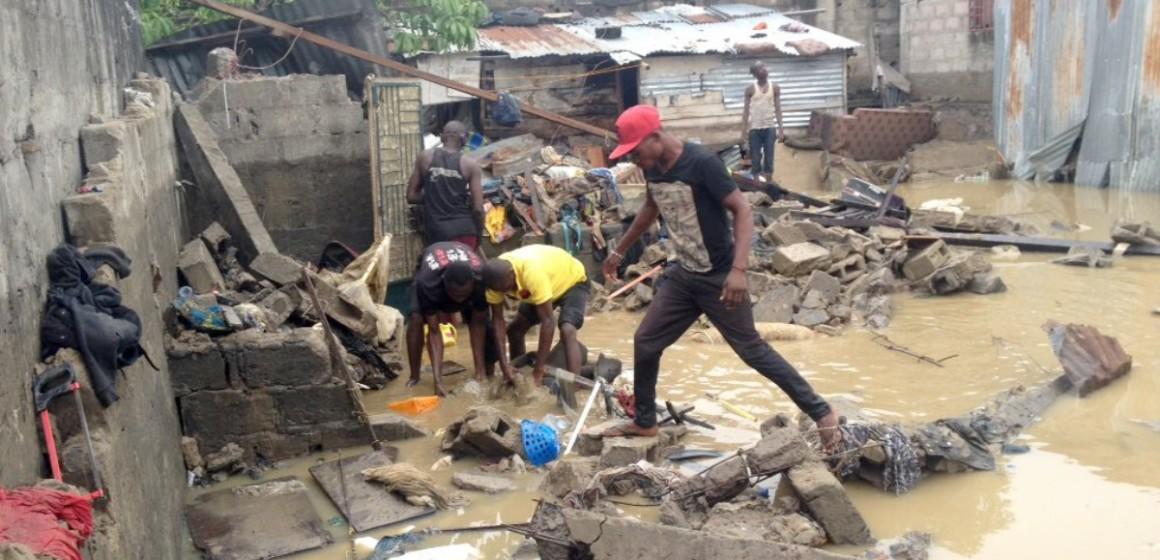 Kinshasa : le gouvernorat prend en charge les victimes des pluies et oublie la part des assureurs