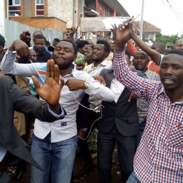 Goma : les enseignants dans la rue pour réclamer le payement des nouvelles unités et des non-payés
