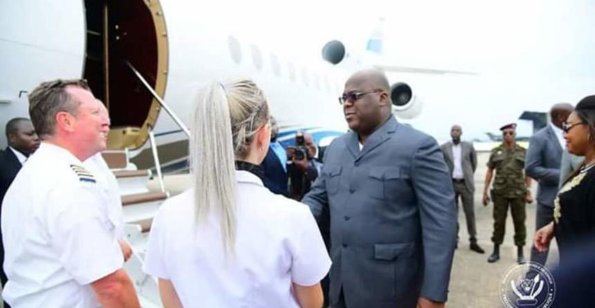 Félix Tshisekedi à la rencontre des grandes puissances