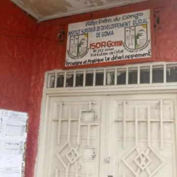 Goma : Grève et sit-in continuel des agents de l'ISDR dès ce mardi 15 octobre