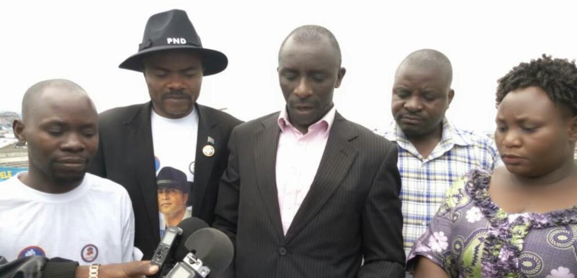 A Goma, Lamuka Nord-Kivu mobilise pour la marche du CLC du samedi 19 octobre