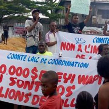 CLC : la marche pour dénoncer la corruption et l'impunité a vécu