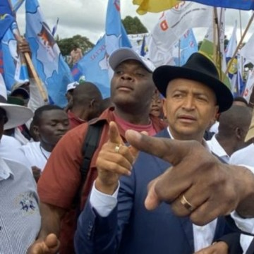 A Beni, Moïse Katumbi a appelé le gouvernement à bien payer les FARDC afin d'anéantir les Adf