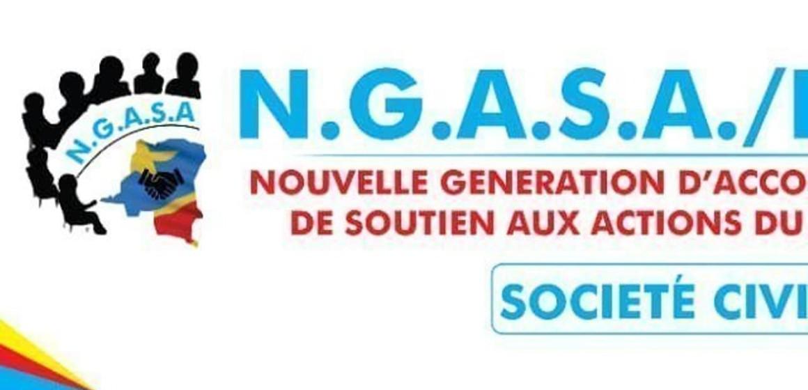 La N.G.A.S.A salue le dernier périple euro-américain de Félix Tshisekedi