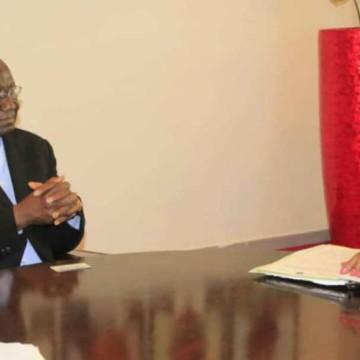 Le Premier ministre a parlé projets de développement avec la SGa de la CEEAC