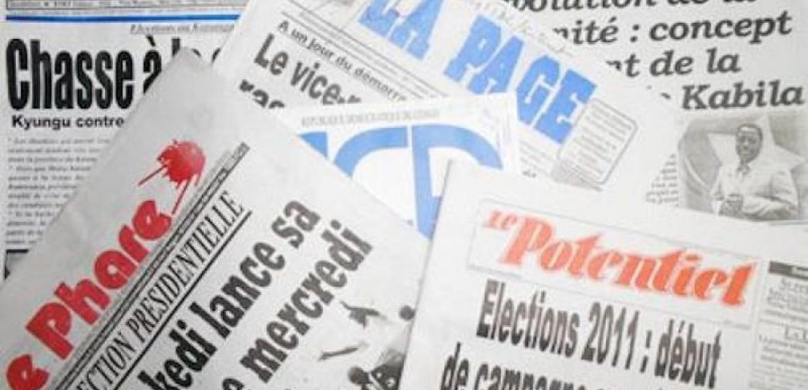 Revue de la presse congolaise, vendredi 25 octobre 2019