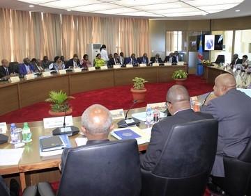 Les décisions du conseil des ministres approuvées lors de la réunion présidée par Félix Tshisekedi