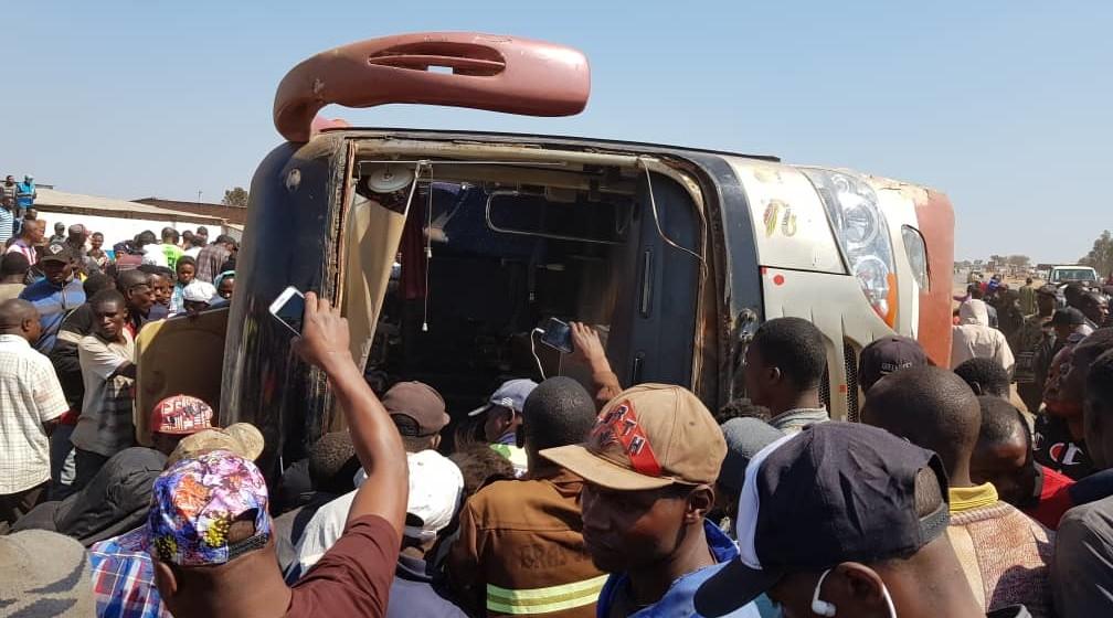 Nord-Kivu : plus de 5 morts dans un accident de circulation à Nyiragongo