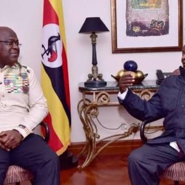 Nord-Kivu : à Kasindi, Tshisekedi croisera Museveni pour le projet de route Kampala-Goma