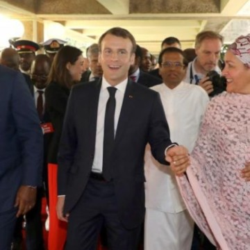Félix Tshisekedi à l'affiche au 2ème Forum de Paris sur la paix avant l'étape de Berlin