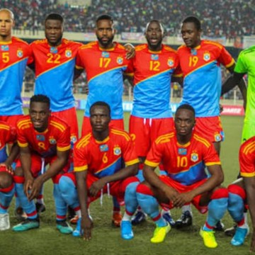 Football : 26 Léopards A' pour le Tournoi international du Congo