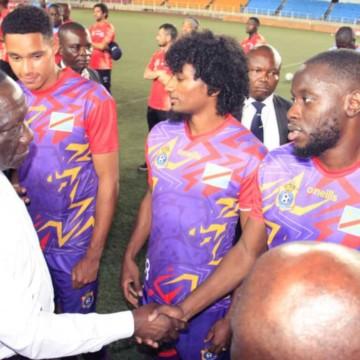 Les Léopards se cassent les dents contre le mur angolais(0-0)