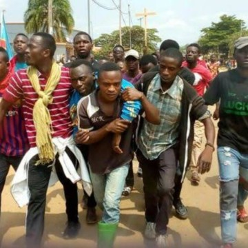 Un militant de Lucha paie le prix de la libération de Beni