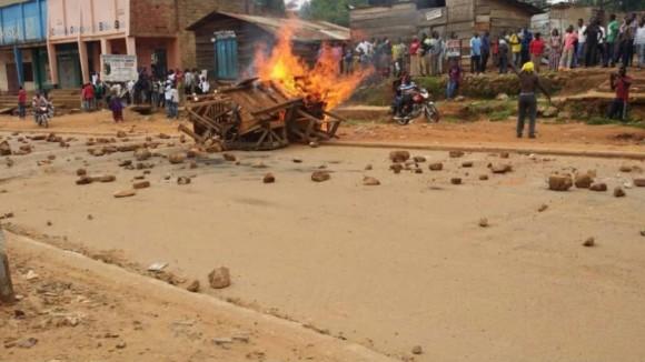 Situation sécuritaire à Beni : la population indexe Kabila